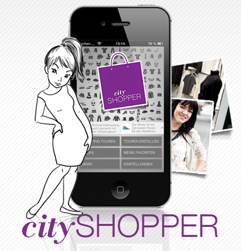 my CityShopperApp
