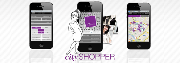 App for Shopping in Berlin